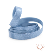 Ruban satin pour Bola - Bleu denim SAILY