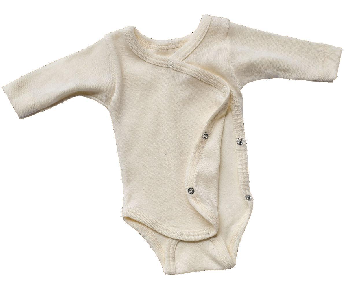 Le body en laine mérinos et soie est notre coup de cœur pour accueillir les  plus petits. Sa forme croisée de type kimono facilite l habillage des  premiers ... 3deeec83055