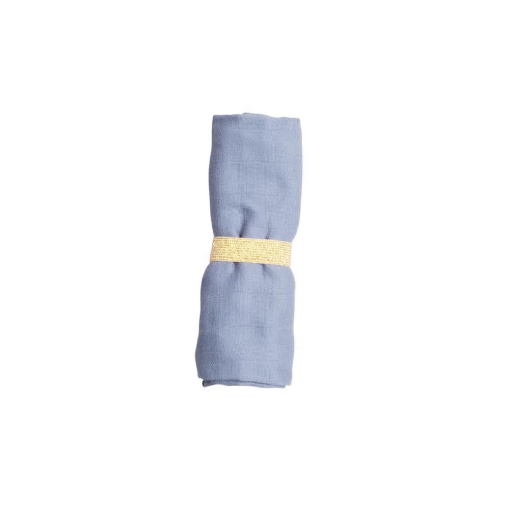 lange - couleur au choix - coton bio liste de mélissa et bruno
